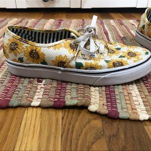 Vans Shoes - Vans Sunflower Authentic's